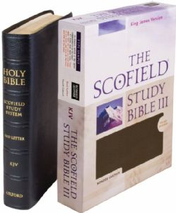 The Scofield Study Bible King James Version, Black Bonded Leather