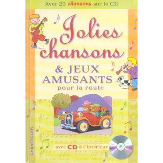 JOLIES CHANSONS E JEUX AMUSANS POUR LA ROUE   Acha / Vene livre