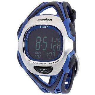 Timex Mens Ironman Sleek Triathlon 150 lap Resin Strap Watch