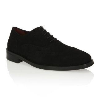 Modèle Rodrigo. Coloris  Noir. Chaussures Richelieu PASCAL MORABITO