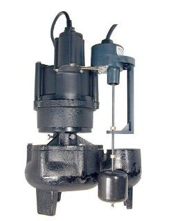 Bur Cam Pumps 400500E 1/2HP Replacement Sewage Pump For Easy Flush