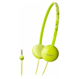 Sony MDR370LP/GRN Headphone   Stereo   Green   Mini phone