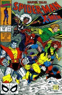 Marvel Tales #235  Starring Spider Man and the X Men in The Lords of
