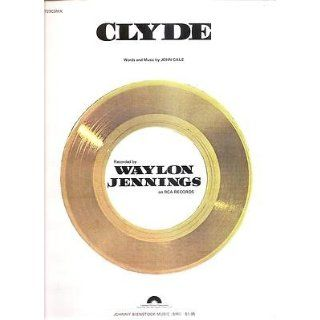 Sheet Music 1980 Clyde Waylon Jennings 242 Everything Else