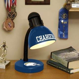 San Diego Chargers Desk Lamp