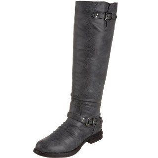 Madden Girl Womens Zoiiee Boot Shoes
