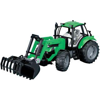 Tracteur DEUTZ Agrotron 200 avec chargeur Série S…   Achat / Vente