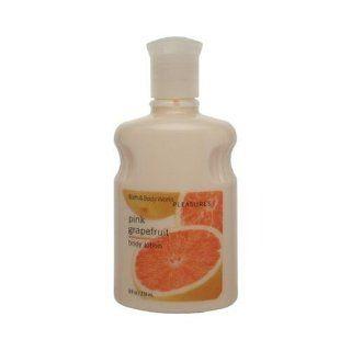 Pink Grapefruit Pleasures Collection Body Lotion 8 oz (236 ml) Beauty