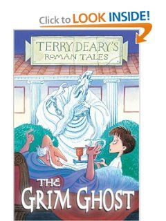 Grim Ghost (Roman Tales) Terry Deary 9780713689617