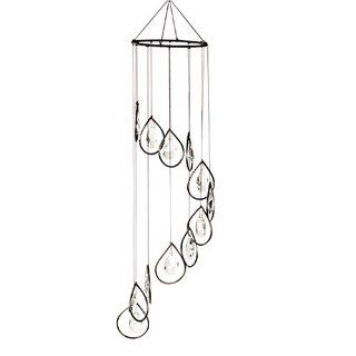 Red Carpet Studio 32 Inch Spiral Tune Wind Chimes with