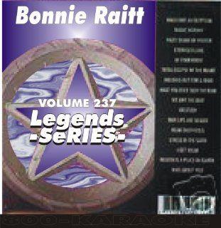 Bonnie Raitt 17 Song Karaoke CD+G Legends #237 Legends Music