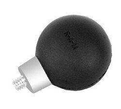 RAM RAM 237U 1.5 Ball with 1/4 20 Male Threaded Post for