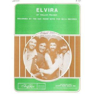1981 Elvira Oak Ridge Boys The Oakridge Boys 237
