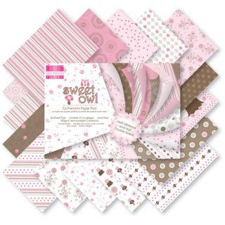 Sweet Owl Premium Paper Pad