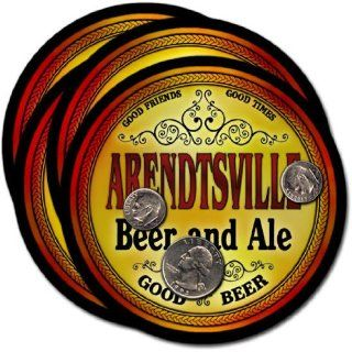 Arendtsville, PA Beer & Ale Coasters   4pk: Everything