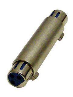 CBI AN422 Cable Coupler   XLR Female to XLR Female