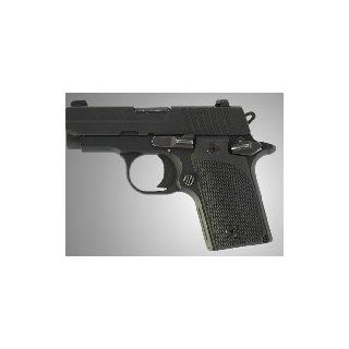 Hogue Sig P238 Ck Al BrshGls Blk Ano   38176 Everything