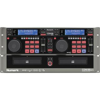 Numark CDN88  Professional Dual CD/  Player