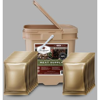 Wise Company 60 serving Gourmet Freeze Dry Meat Today $129.99 4.8 (11