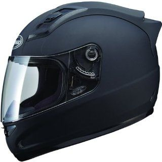 GMAX GM69 Mens Full Face Motorcycle Helmet   Flat Black / 2X Large
