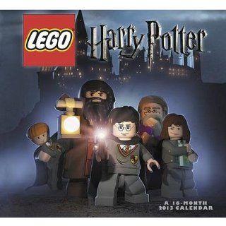 (11x12) Lego Harry Potter   2013 Wall Calendar Home