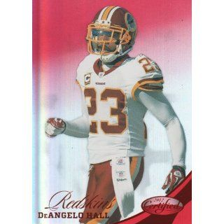 Hall #d 247/250 Washington Redskins NFL Trading Card Collectibles