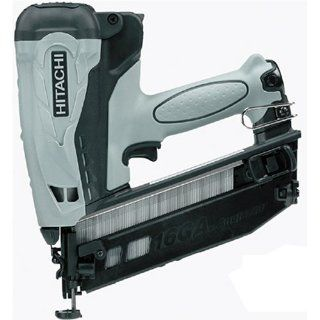 Hitachi NT65GB 16 Gauge 2 1/2 Inch Gas Powered Angled Finish Nailer