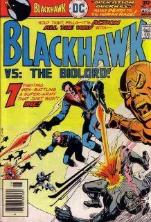 Blackhawk (Comic) Aug. 1976 No. 247 (Blackhawk vs. The Biolord, 29