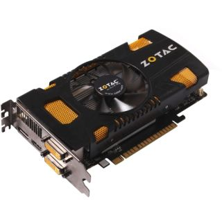 ZOTAC ZT 50402 10L GeForce GTX 550 Ti Graphics Card   1000 MHz Core