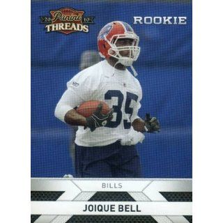 2010 Panini Threads #248 Joique Bell RC