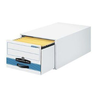 New Bankers Box 00312   Stor/Drawer Steel Plus Storage Box