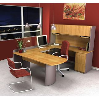 Bestar Desks Buy Wood, Glass and Metal Home Office