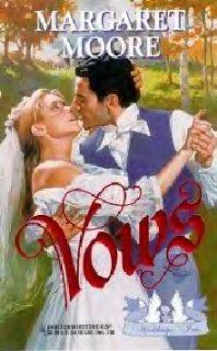 Vows: Weddings, Inc. #7 (Harlequin Historical, No 248): Margaret Moore