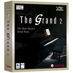 Steinberg The Grand Version 2 Virtual Piano Virtual