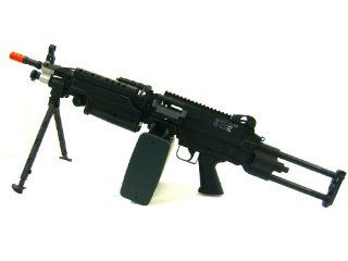 M249 Para Full Metal body & Gear Box Airsoft Machine Gun