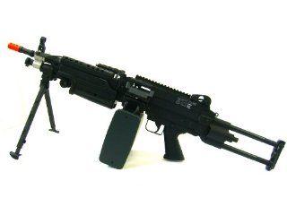 M249 Para Full Metal body & Gear Box Airsoft Machine Gun