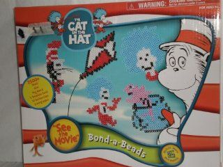 The Cat in the Hat, Bond a beads, Window Art Kit, Dr Seuss