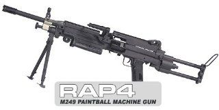 M249 SAW Para Paintball Machine Gun   paintball gun