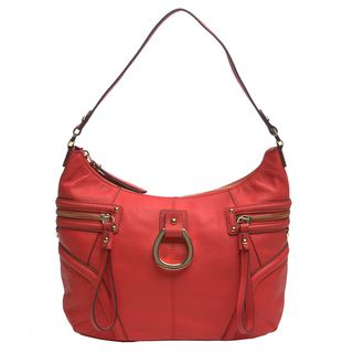 Franco Sarto Gatsby Leather Hobo Bag