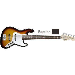 Fender Standard Jazz Bass V (5 String)   Black Musical