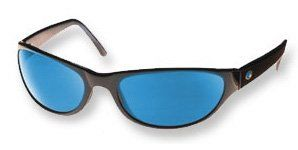 Costa Del Mar Triple Tail Sunglasses   Black Frame   Blue