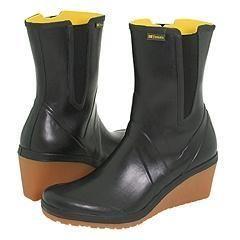 Tretorn Plask Mid W Black Boots