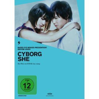 Cyborg She (OmU) (Edition Asien) Jae young Kwak Filme