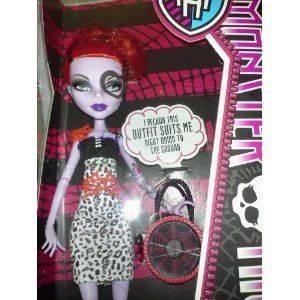 Monster High Operetta 2012 Fashion: Toys & Games