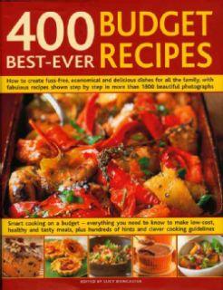 400 Best ever Budget Recipes