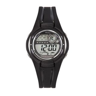Tekday Childrens Digital Black Plastic Sport Watch