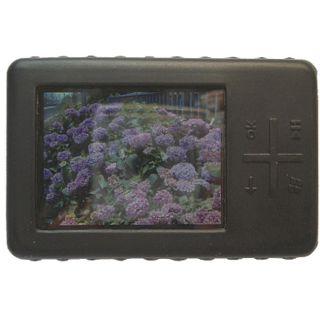 Toshiba Gigabeat T400 Smoke Silicone Skin Case