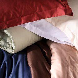 Pima Cotton 400 Thread Count Duvet Cover Set