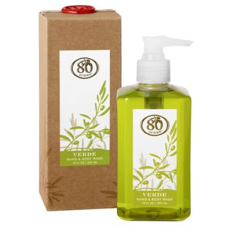 80 Acres 10 ounce Verde Hand and Body Wash
