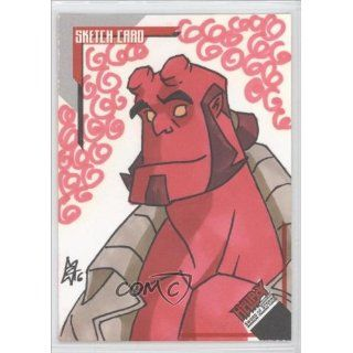 Matt Wendt #138/245 (Trading Card) 2007 Hellboy Animated: The Sword of